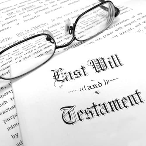 attorney for wills