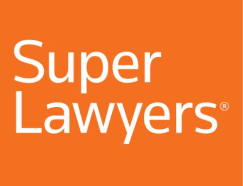 Bob Shanahan 2020 Super Lawyer